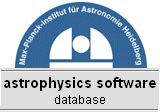 Astrophysics Software Database